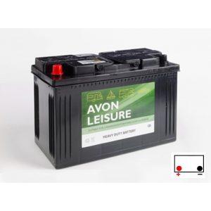 110Ah 12v Leisure Battery