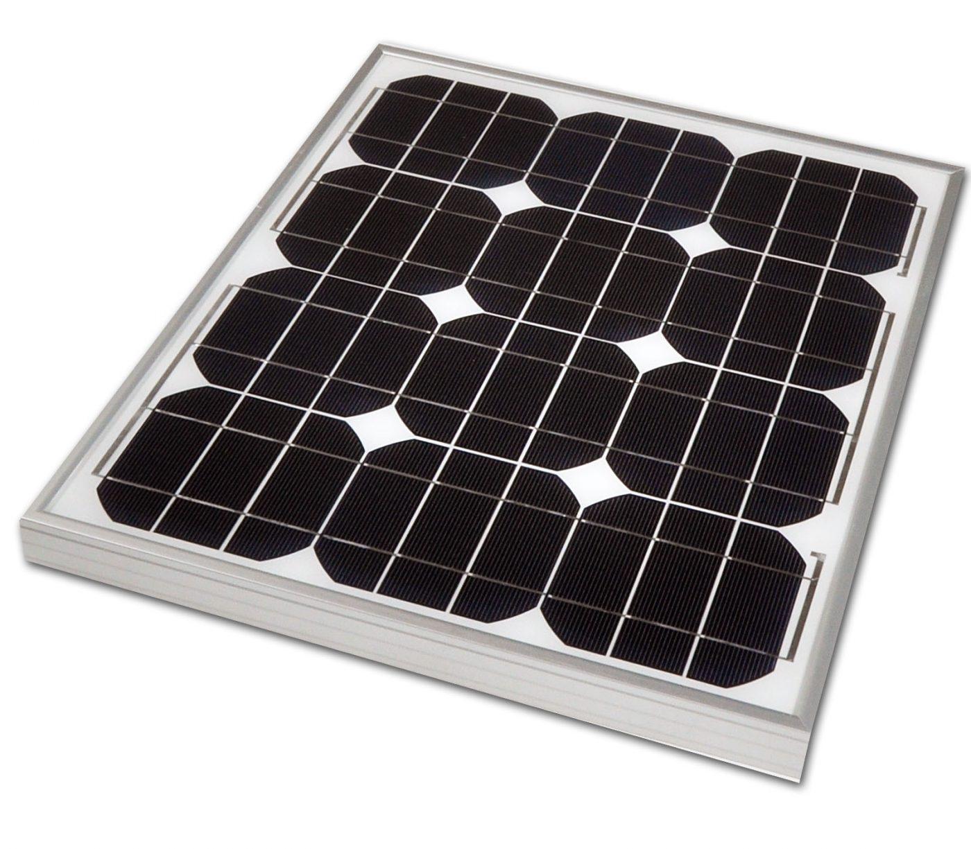 12v 30w Solar Panel Monocrystalline 536x477 Sunstore Solar