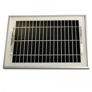6v 5w Monocrystalline Solar Panel 265x200