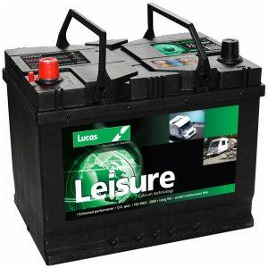 75Ah 12v Leisure Battery