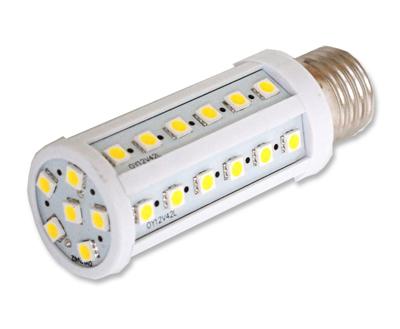 12v 7w 360 Degree Corn Style Led Bulb Low Energy