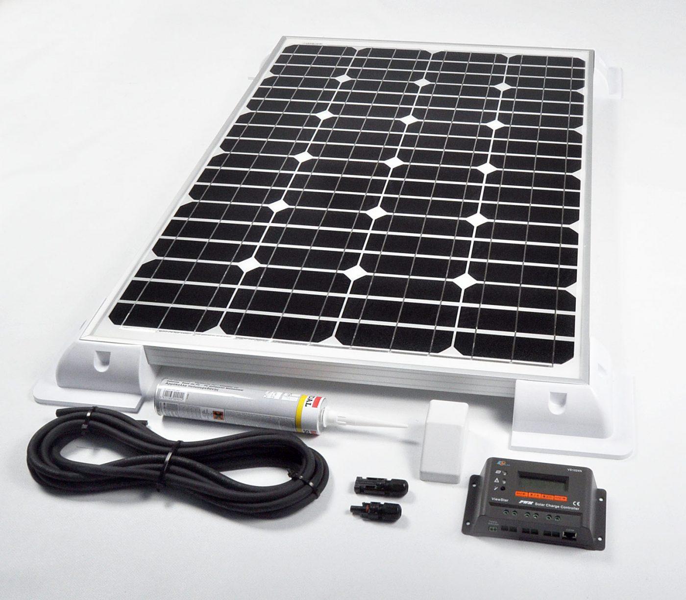 Motorhome Solar Panel Kits Explained Sunstore Solar