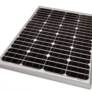 12v 80w Monocrystalline Solar Panel 780 x 680