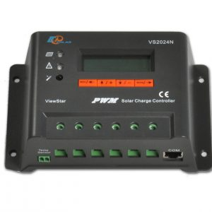 EP Solar View Star 20A 12/24v Solar Charge Controller with LCD Display