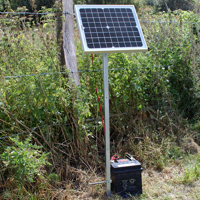10w Fencing Solar Charger 2.2