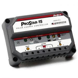 Morningstar Prostar 15 Solar Charge Controller