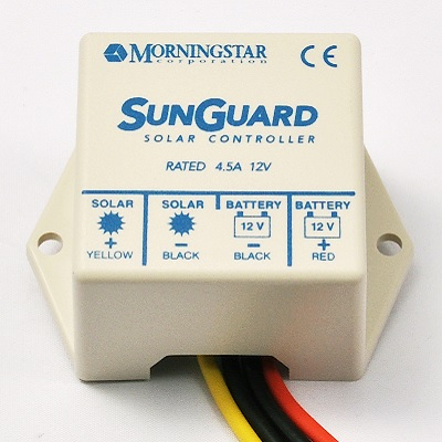 Morningstar Sunguard 4.5 Solar Charge Controller IP65 Waterproof