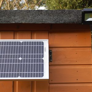 Security Solar Lighting System 1
