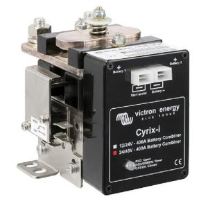 Victron CYRIX 24/48-400A Battery Combiner