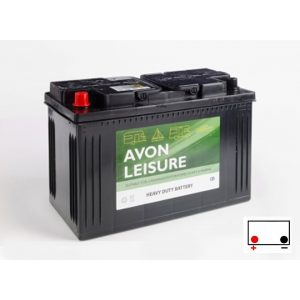 110Ah 12v Leisure Battery