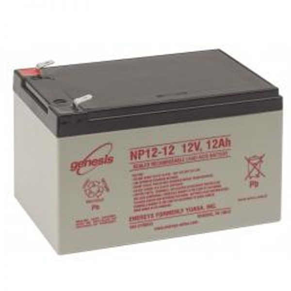 Genisis Battery 12V 12AH VRLA