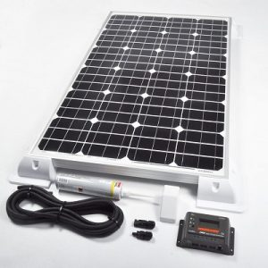 200w 24v Solar Panel Vehicle Kit Deluxe