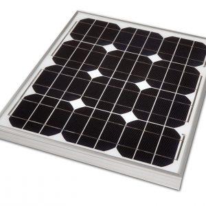 12v 20w solar panel monocrystalline
