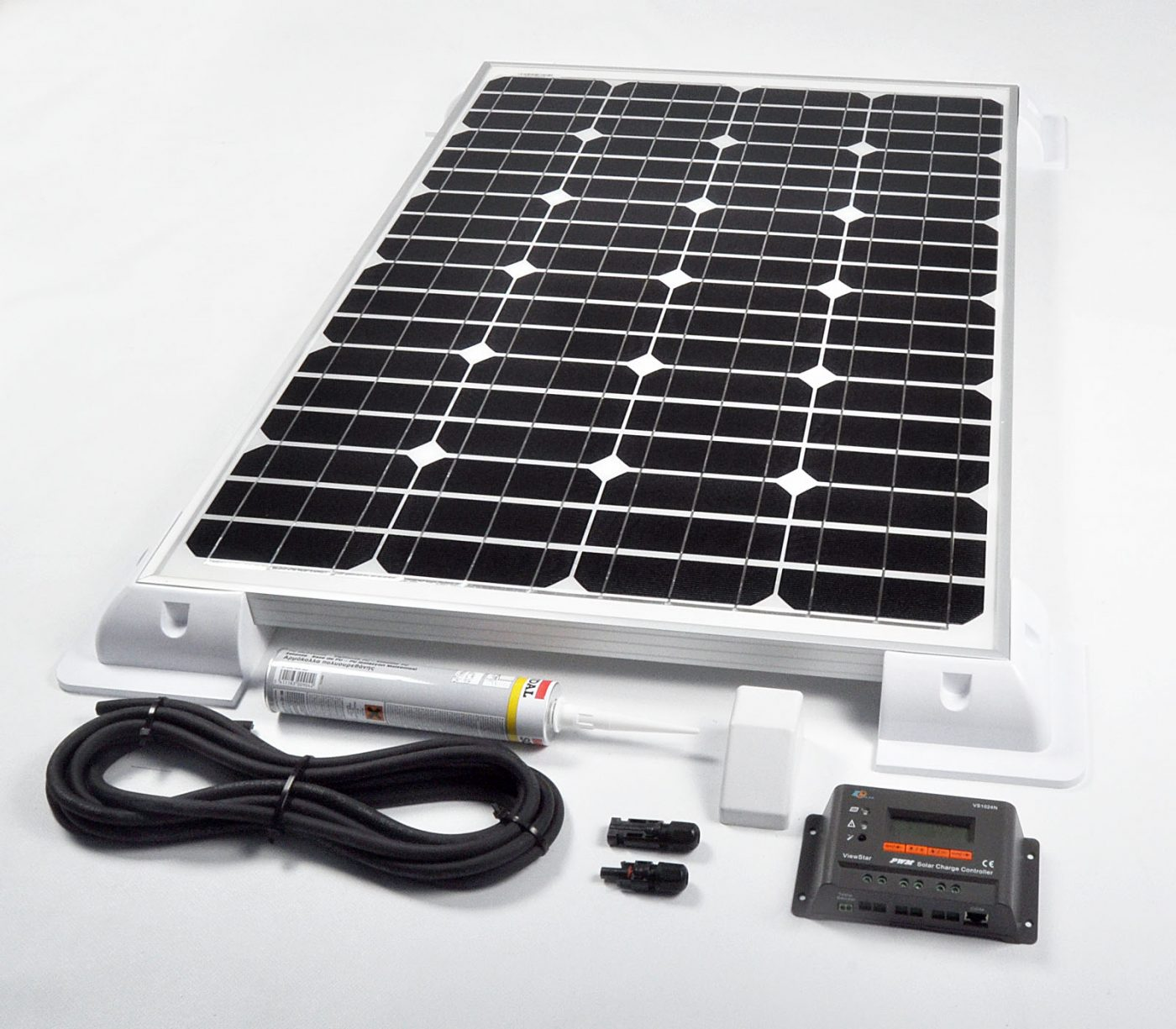 Motorhome Solar Panel Kits Explained Sunstore Power Kit Wiring And Connections