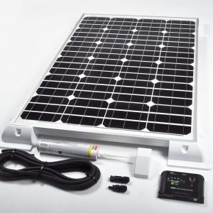 Roof Mounted Solar Kits