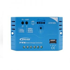 EP Solar 10a charge controller with USB output
