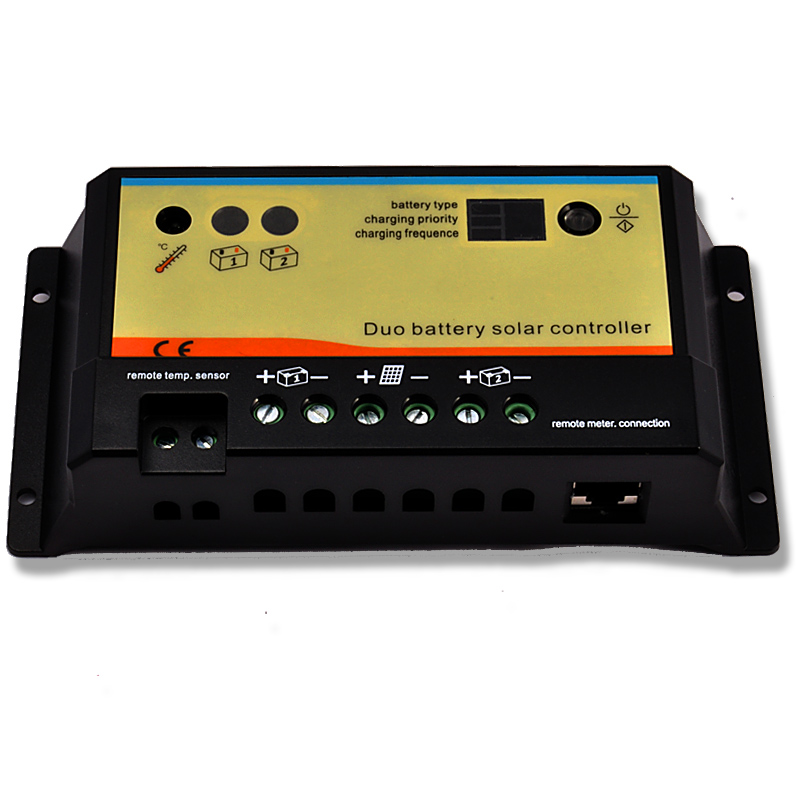 Ep Solar Duo Battery Solar Charge Controller 12 24v 20a