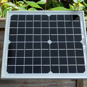 5w Fencing Solar Charger 1.1