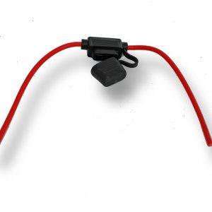 In Line Standard Blade Fuse Holder