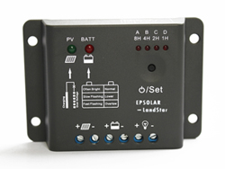 EP Solar Landstar R Series 5A 12V Solar Charge Controller With Load Timer