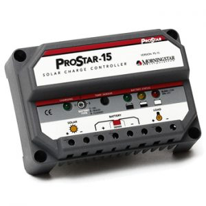 Morningstar Prostar 15 Solar Charge Controller
