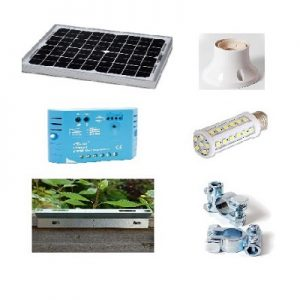 Solar Lighting System 1.1