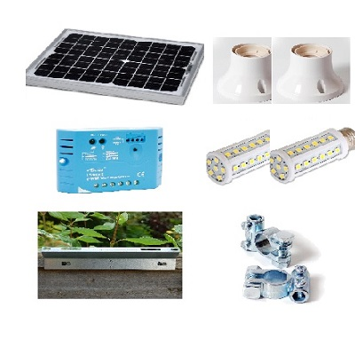 Solar Lighting System 2.1