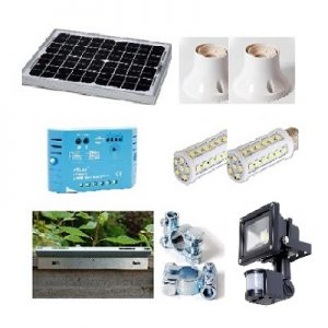 Solar Lighting System 2.2
