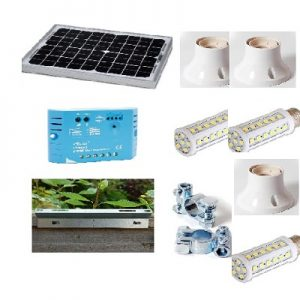 Solar Lighting System 3.1
