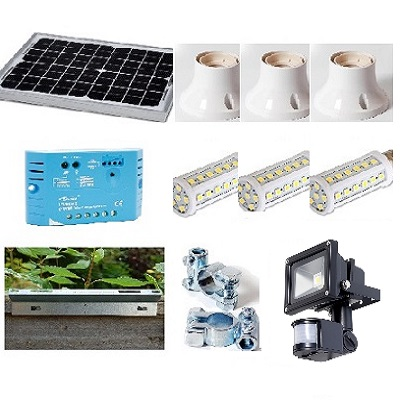 Solar Lighting System 3.2
