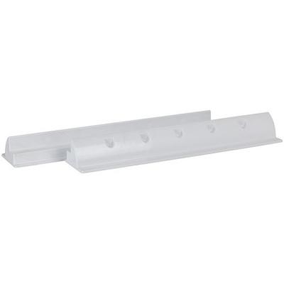 Solar Panel Aero Edge Mounts Large White (set of 2)