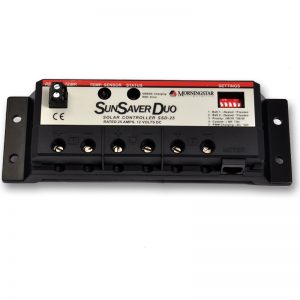 Morningstar Sunsaver Duo Solar Charge Controller for 2 Batteries