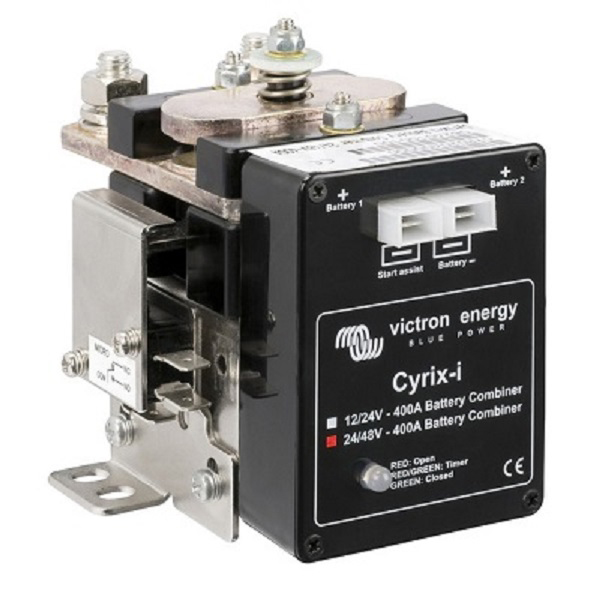 Victron CYRIX 12/24-400A Battery Combiner