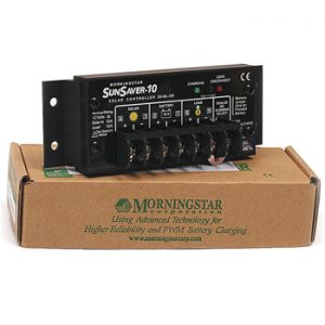 Morningstar Sunsaver 10L-12 Solar Charge Controller