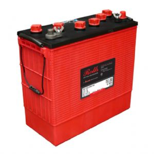 Rolls T12250 200Ah Deep Cycle 12V Solar Battery