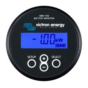 victron BMV-702-Power_Black