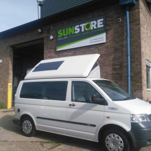 Solar Panels for Campervans, Van Conversions and VW Vehicles