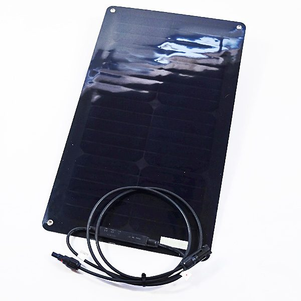 25w Semi flexible panel