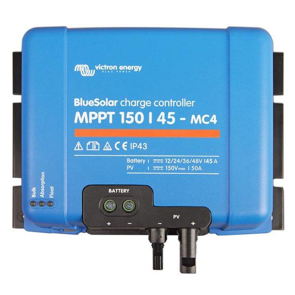Victron MPPT 150-45 MC4 top