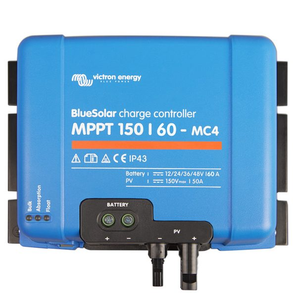 Victron MPPT 150-60 MC4_top