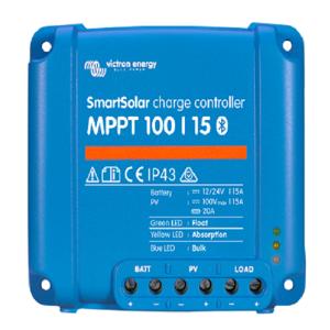 Victron SmartSolar MPPT 100-15_top