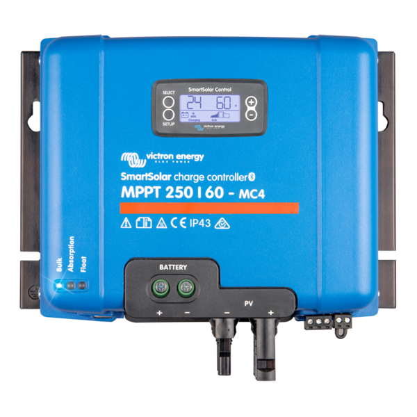 Victron SmartSolar charge controller MPPT 250-60
