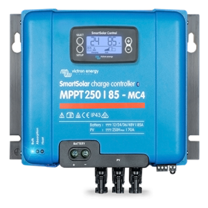 Victron SmartSolar charge controller MPPT 250-85