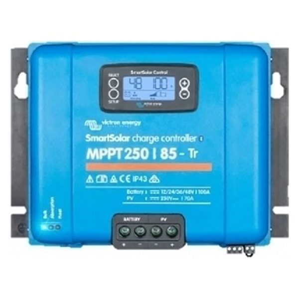 Victron SmartSolar charge controller MPPT 250-85 Tr