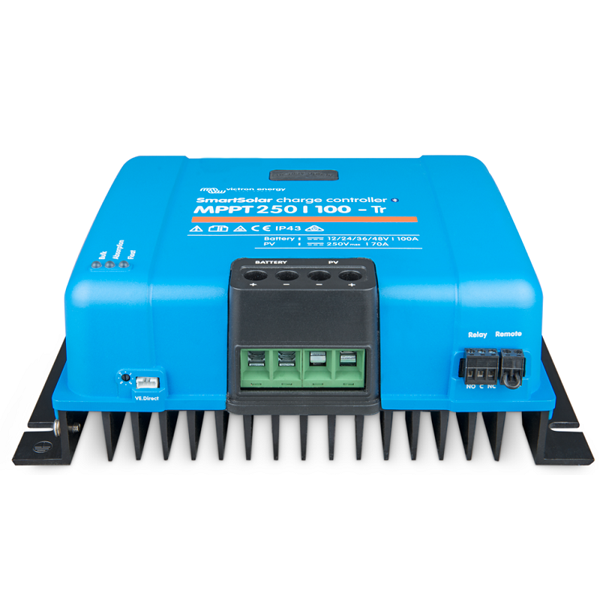 Victron SmartSolar charge controller250-100 TR