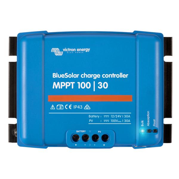 Victron BlueSolar MPPT 100-30 top