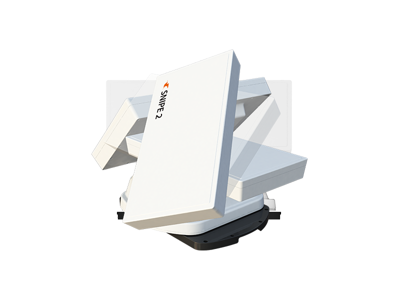 Snipe Portable Satellite Dish V2 Sunstore Solar