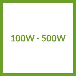 100w - 500w Off-Grid Solar Kits