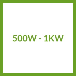 500w - 1kw Off-Grid Solar Kits