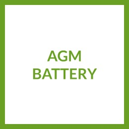 AGM Off-Grid Solar Kits